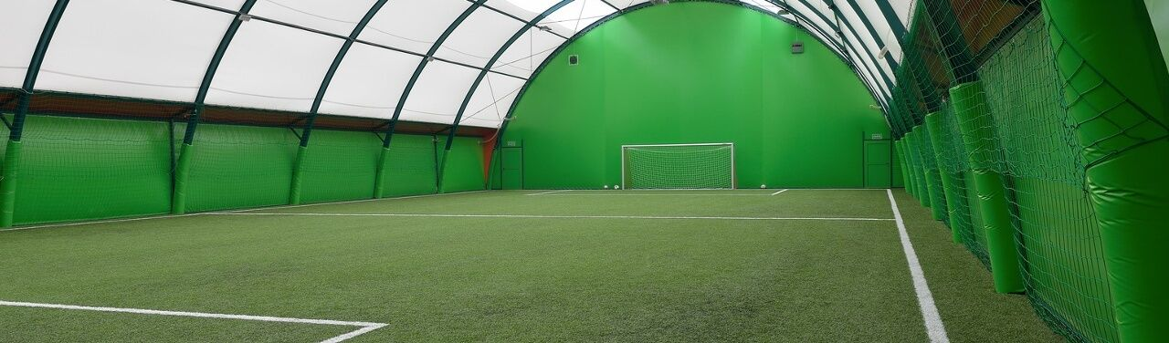 Sport Halls s.c. Salas de fútbol