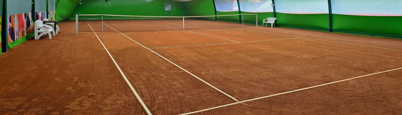Sport Halls s.c. Superficies de polvo de ladrillo