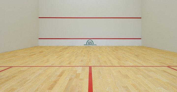 Salas de squash y jaulas