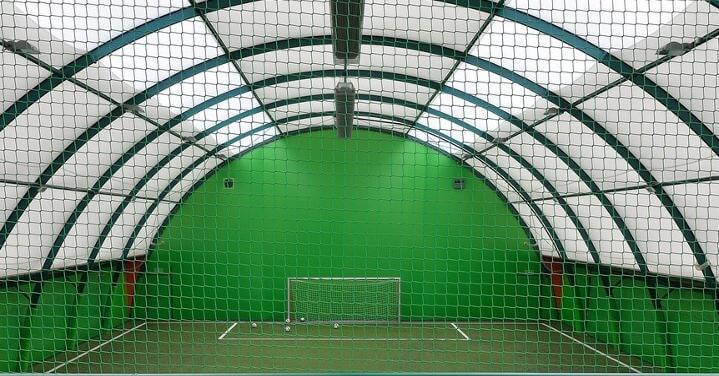 Salas de fútbol